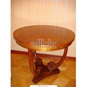 Стол обеденный для кухни фото