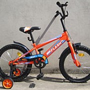 """Детский двухколесный велосипед Flash 18"""" T-21842 фото"""