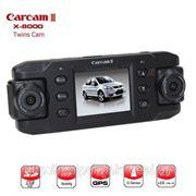 Видеорегистратор Carcam X8000 GPS фото