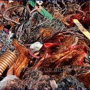 Металлолом,отходы лома черных и цветных металлов фото