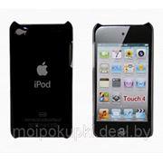 Задняя крышка iPod Touch 4G (чёрная) фото