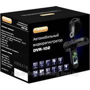 Видеорегистратор Digma DVR-102 + 4Gb SD фото