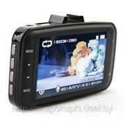 Видеорегистратор Carcam GS8000, FullHD GPS фото