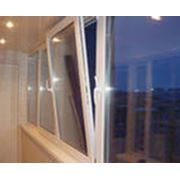 Балконные рамы фото