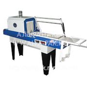 Рекламное оборудование для производства упаковки Альфапак-370У термоупаковочная машина фото