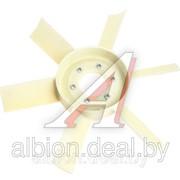 Вентилятор ЗИЛ-5301,ГАЗ-33104,МТЗ 6-ти лопастной пластик РАДИОВОЛНА 245-1308010-А фото
