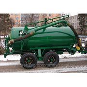 Машина для внесения жидких органических удобрений РЖТ-4М фото