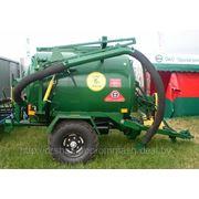 Машина для внесения жидких органических удобрений РЖТ-3 (V=3куб.м.) фото