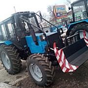 Трелёвочный трактор БЕЛАРУС ТТР–401 М фото