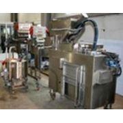 Пищевое оборудование - Котлетоформовочная линия HD 400 фото