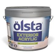 Акриловая фасадная краска премиум класса Ольста фото