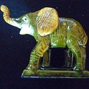 Сувенир Слон 2709Б 12х12 см. фото
