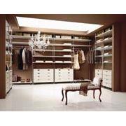 Мебель для гардеробной фото