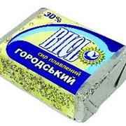 Сыр плавленый Городской 30% фото