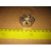 Гайка рулевого пальца МАЗ (М24*2-5Н6) фото