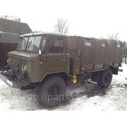 Кузов Газ-66 фото