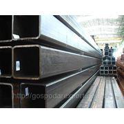 Труба профильная стальная металлическая 50х20х2 ст.09Г2С фото
