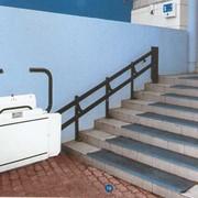 Лифты для инвалидов (платформа инвалидная) фото