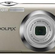 Nikon CoolPix S4000 Silver фото