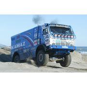 Спортивный грузовик КАМАЗ 4911 (4х2) фото