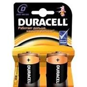 Батарейка R20 Duracell LR20/MN1300 2BP фото