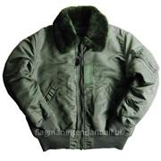 Куртка с манжетами - резинками фото