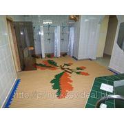 Ковер-решетка для влажных помещений «Прималаст-120ш» Шелл. фото