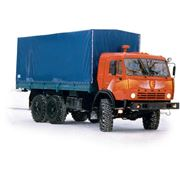 Бортовой тягач КАМАЗ 43118 (6x6) фото