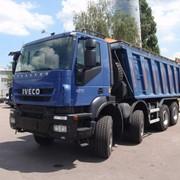 Самосвал грузовой IVECO Trakker AD 410T42H фото