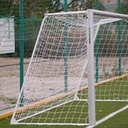Футбольные ворота Poarta fotbal mobila 5 x 2 m Cod 413 фото
