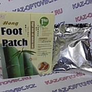 ПЛАСТЫРЬ НА СТОПЫ Foot Patch ДЛЯ ВЫВЕДЕНИЯ ТОКСИНОВ ИЗ ОРГАНИЗМА фото