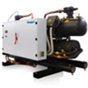 Чиллеры с водяным охлаждением и классом эффективности А, COBALT W фото