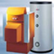 Бойлер-водонагреватель напольный TSW-120 фирмы Wolf фото