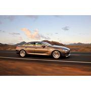 BMW 6 серии Gran Coupe фото
