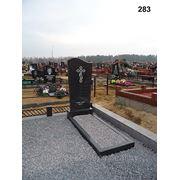 Памятник из натурального камня №283 фото