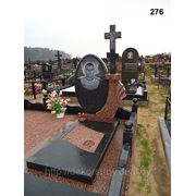 Памятник из натурального камня №276 фото
