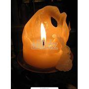Свечи обычные фото