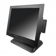 Монитор LCD 15 , сенсорный (USB), черный Posiflex TM-8115G-B фото