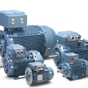 Электродвигатели новые и б/у фото