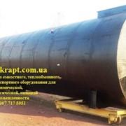 Резервуар для ГСМ 100 м.куб фото