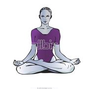 Проведение занятий по йоге фото