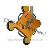 Вакуумный подъемник для стекла с электрическим наклоном фото