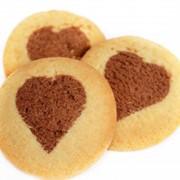 Печенье Аладдин сердечки фото