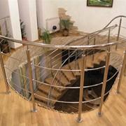 Лестницы на балках фото
