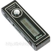 Цифровой диктофон Ritmix RR-550 1 Gb Black фото