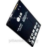 АКБ (аккумулятор, батарея) LG BL-44JN (BL-44JH, BL-45JN) оригинальный 1500 mAh для LG E400 Optimus L3, E510 Optimus Hub, E730 Optimus Sol, P690 фото