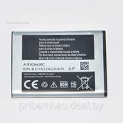 АКБ (аккумулятор, батарея) Samsung AB503442BE, AB503442BC оригинальный 800 mAh для Samsung E570, E578, E690, J700 фото