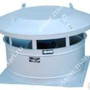 Вентилятор ВКО №4-10 крышные осевые фото
