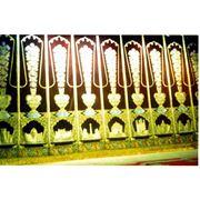 Декоративные занавески фото