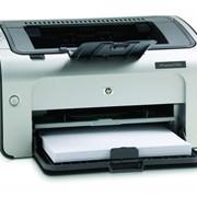 Принтер лазерный монохромный фото
